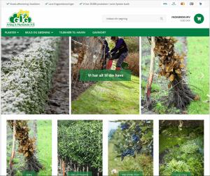 Webshop Gug Planteskole