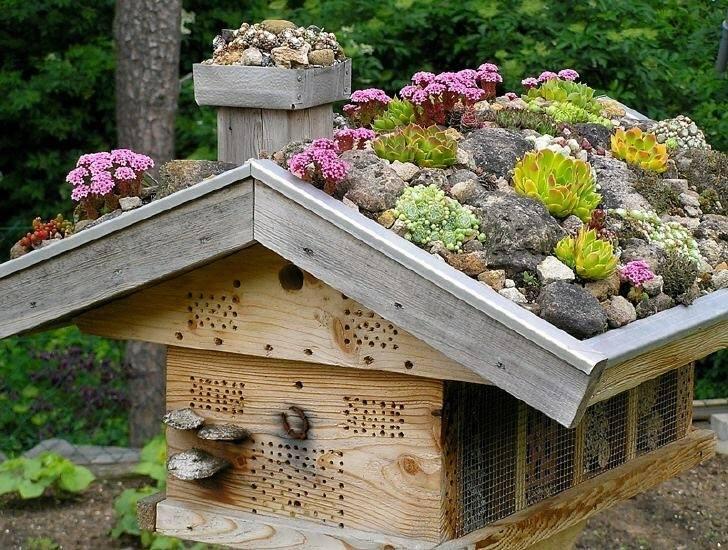 Byg dit eget insekthotel